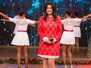 Laura Pausini (Photo Alberto E. Tamargo / LaPresse)
