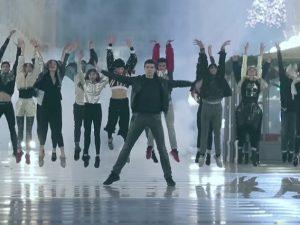 """Mina e Celentano scelgono Roberto Bolle per il video di """"Prisencolinensinainciusol"""""""