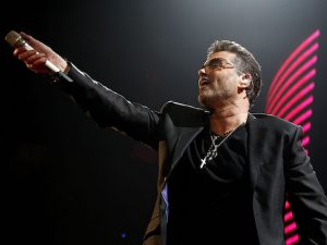 George Michael (Kevin Winter/Getty Images)