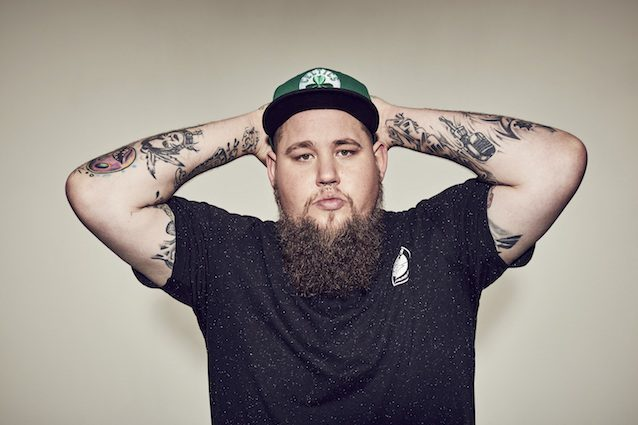 Rag 'N' Bone Man (Foto di Deans Chalkley per Sony Records)