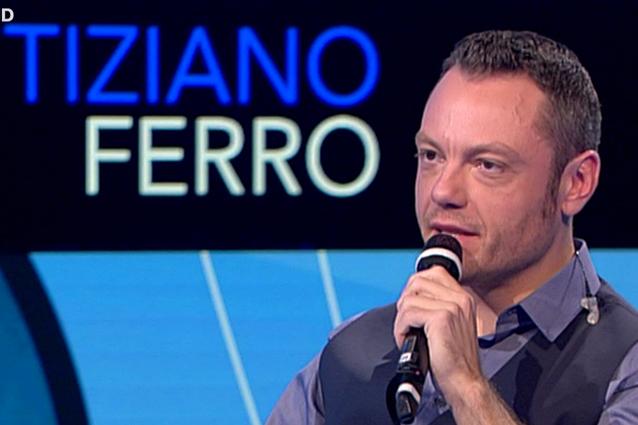 """Tiziano Ferro: """"Ho fatto un disco vero perché sono libero dalle zavorre"""""""