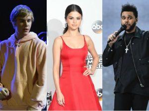 A Justin Bieber non piace la musica di The Weeknd, nuovo fidanzato dell'ex Selena Gomez