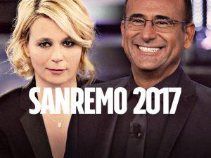 Cantanti, conduttori e ospiti del Festival di Sanremo 2017