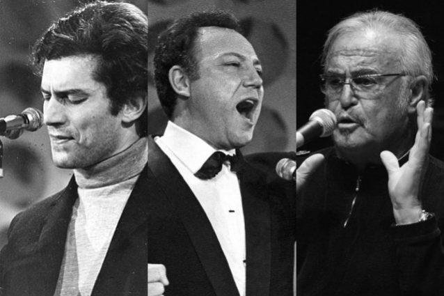 Eliminazioni a Sanremo, mai così tante polemiche: da Tenco a Villa, fino a Califano