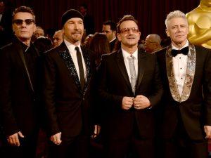 U2 (Photo by Frazer Harrison/Getty Images)