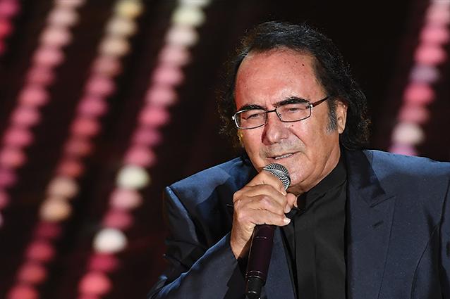 """Al Bano a Sanremo, nessun problema di salute: """"C'è stato solo un problema tecnico"""""""