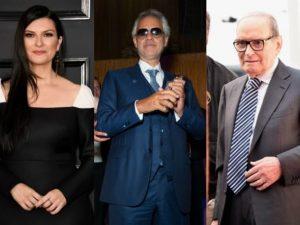 Grammy 2017, niente premi per gli italiani: Pausini, Bocelli e Morricone a mani vuote