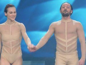 """Compagnia Kitonb, tra i danzatori dell'aria a Sanremo anche un ex """"Saranno famosi"""""""
