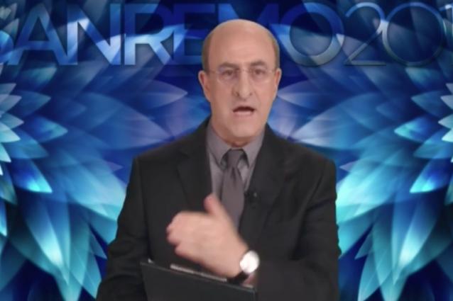 """Maurizio Crozza: """"In Italia, se ti laurei, non puoi più fare il ministro dell'Istruzione"""""""
