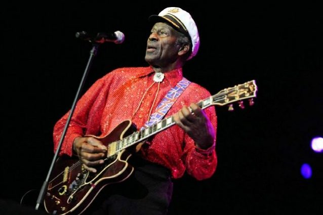 È morto Chuck Berry, addio al padre del rock and roll
