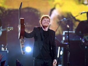 Ed Sheeran (Getty Images)