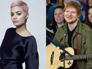 Elodie ed Ed Sheeran