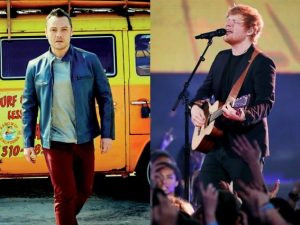 Ancora platino per i singoli di Tiziano Ferro ed Ed Sheeran, premiato un solo album