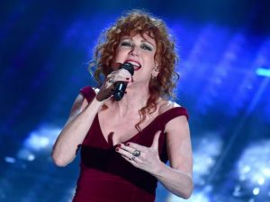 Fiorella Mannoia al Festival di Sanremo 2017 (LaPresse)