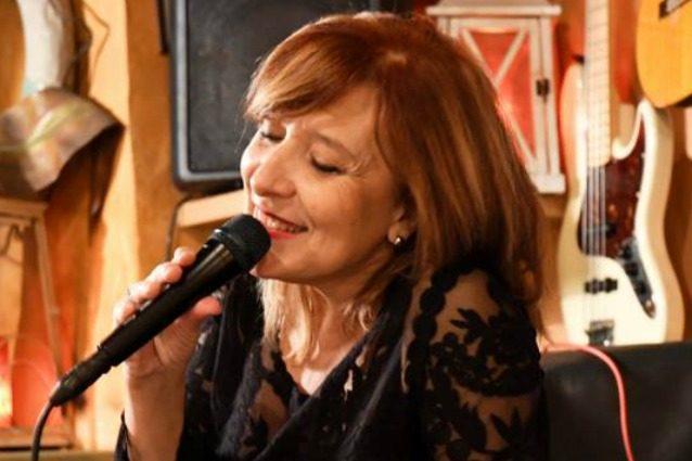 Roberta Alloisio, foto di Monica Torriani
