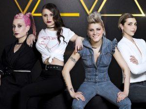 Le Deva Laura Bono, Greta, Verdiana e Roberta Pompa annunciano il nuovo singolo