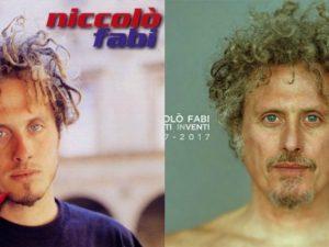 """Vent'anni di Niccolò Fabi, in copertina come per il suo esordio: """"Questa volta scelta mia"""""""