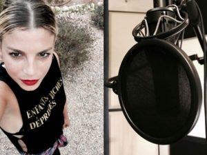"""Emma ha cominciato le registrazioni del nuovo album: """"Si parte"""""""