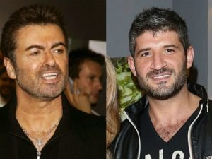 George Michael e Fadi Fawaz