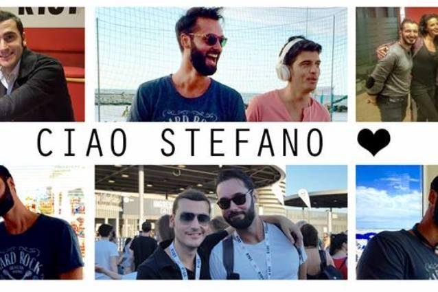 Muore Stefano Mastrolitti e la pagina Facebook di Radio 101 si 'veste' con le sue foto