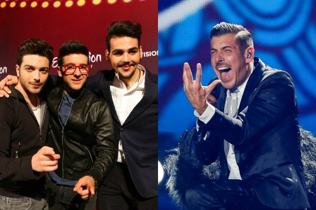 SNAI - Eurovision Song Contest 2017: la scimmia di Gabbani vola in quota
