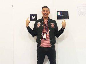 ESC 2017: Francesco Gabbani si affida anche al numero nove per la vittoria