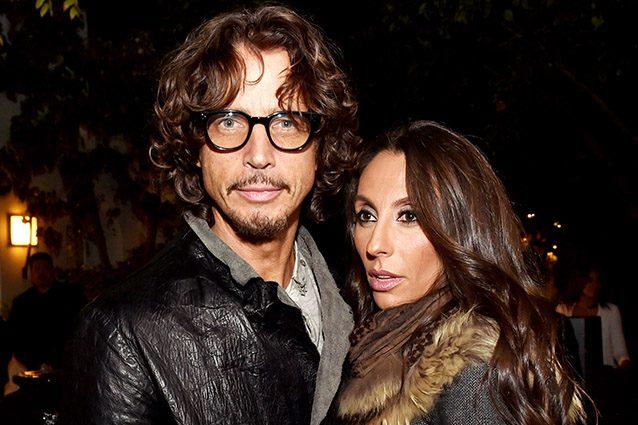 Vicky, la moglie di Chris Cornell, pubblica una lettera d'addio
