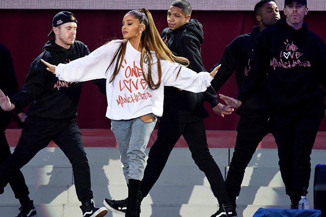 Manchester conferirà la cittadinanza onoraria ad Ariana Grande