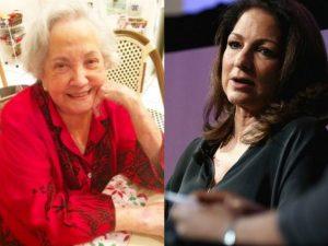 """Gloria Estefan piange la morte della madre: """"Sei stata un esempio per tutti"""""""