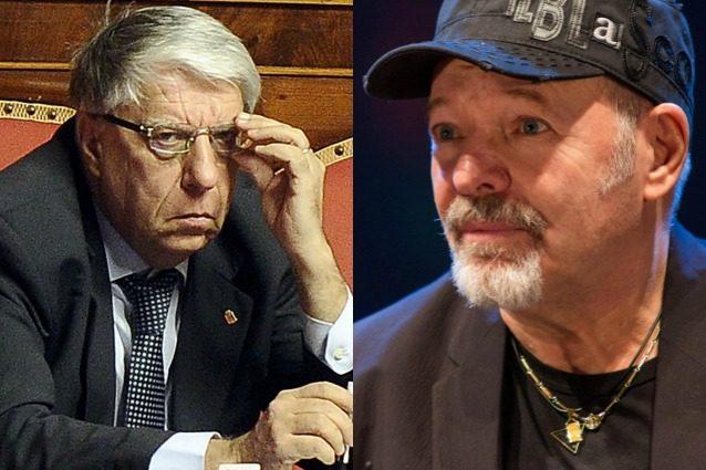 """Carlo Giovanardi: """"Antidroga al concerto di Vasco Rossi a Modena, fermate gli spacciatori"""""""