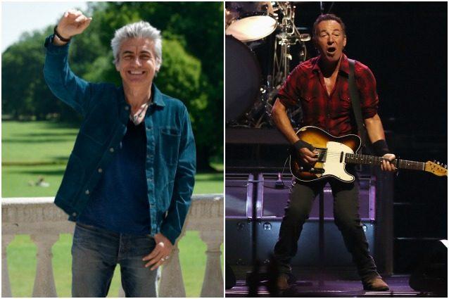 Ligabue Bruce Springsteen.