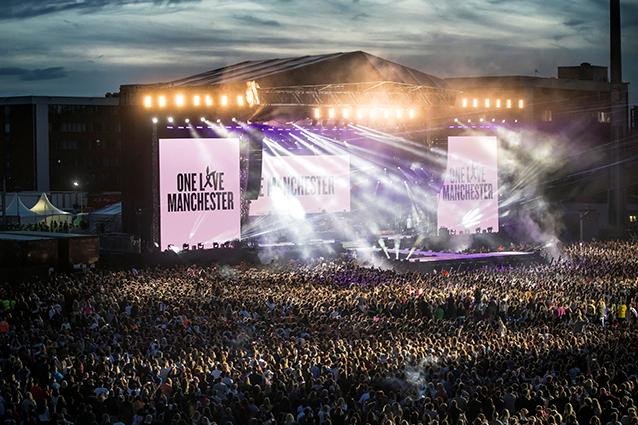 I momenti più emozionanti di One Love Manchester, il concerto evento di Ariana Grande