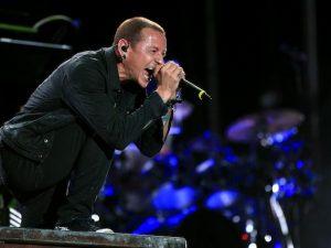 Chester Bennington dei Linkin Park (Getty Images)