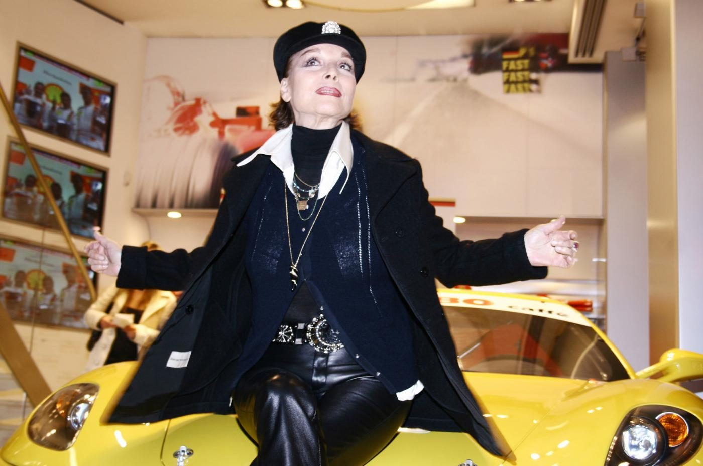 Elsa martinelli pochi film neanche belli l 39 attrice nei for Martinelli cucine