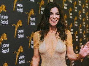 Paola Turci non solo musica: la cantante ai Festival del cinema di Locarno e Venezia
