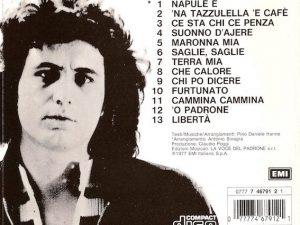 """A 40 anni da """"Terra mia"""": """"Una svolta epocale, Pino Daniele diede una voce nuova a Napoli"""""""
