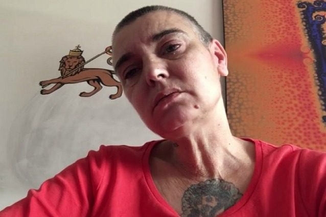 Sinead O'Connor, nuovo drammatico video: