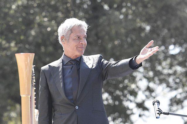 Claudio Baglioni condurrà il Festival di Sanremo 2018