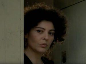 """L'attrice Muzzi Loffredo in """"Cristo si è fermato a Eboli"""""""