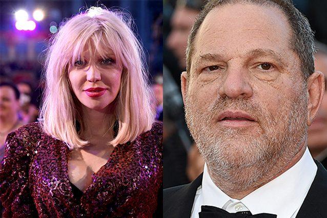 """Quando Courtney Love avvisò: """"Se Weinstein vi invita in albergo, non ci andate"""""""