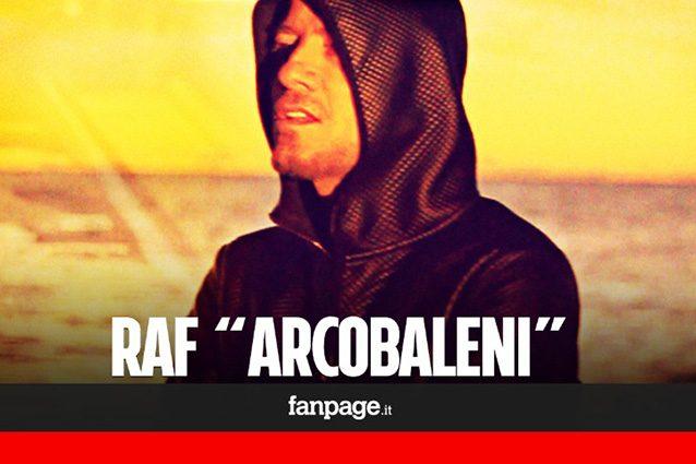 "Testo e video di ""Arcobaleni"" di Raf"