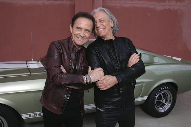 Roby Facchinetti e Riccardo Fogli (ph Luisa Carcavale)