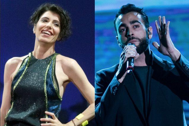 Giorgia e Marco Mengoni insieme nel singolo