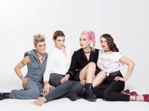 """Le Deva: """"C'era bisogno di una girl band, mai come oggi le donne vogliono farsi sentire"""""""