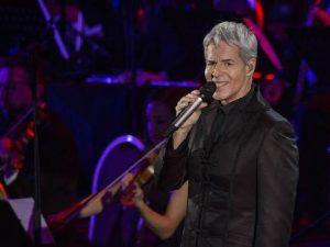 Claudio Baglioni (LaPresse).
