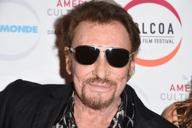 È morto Johnny Hallyday, il rocker francese che ha segnato un'epoca