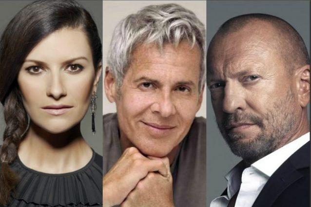 """Baglioni svela i primi ospiti di Sanremo 2018: """"Duetterò con Pausini e Antonacci"""""""