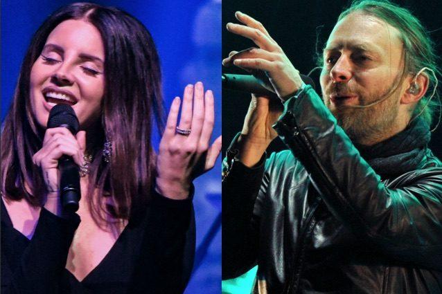 Radiohead vs Lana Del Rey