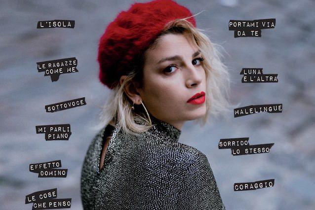 Emma Svela Tutte Le Canzoni Di Essere Qui L 39 Album