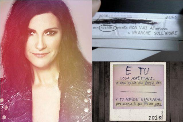 Frasi misteriose sui social per Laura Pausini: indizi sul nuovo singolo?